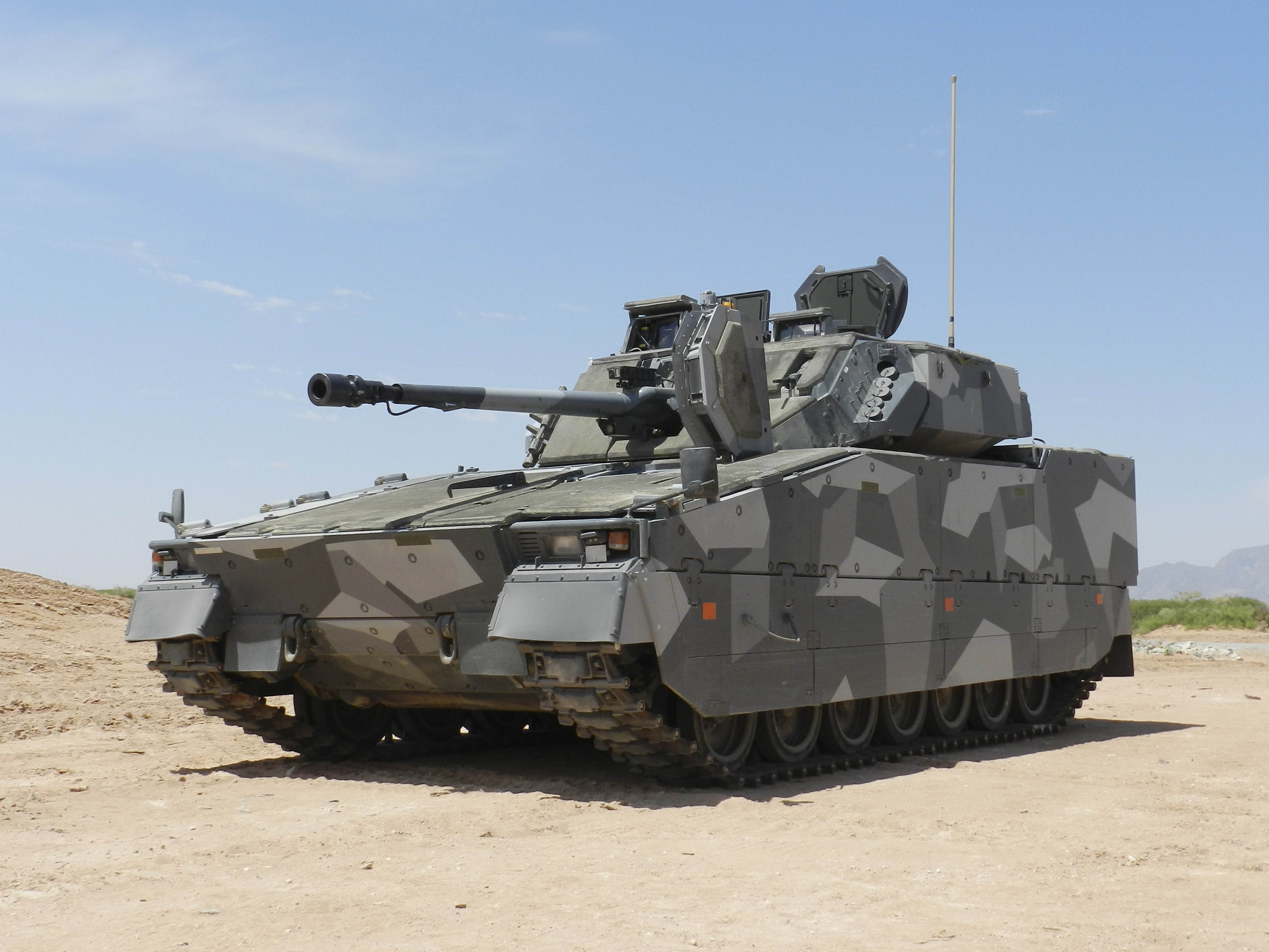 Ground Combat Vehicle • Military Weapons | Gun Reviews