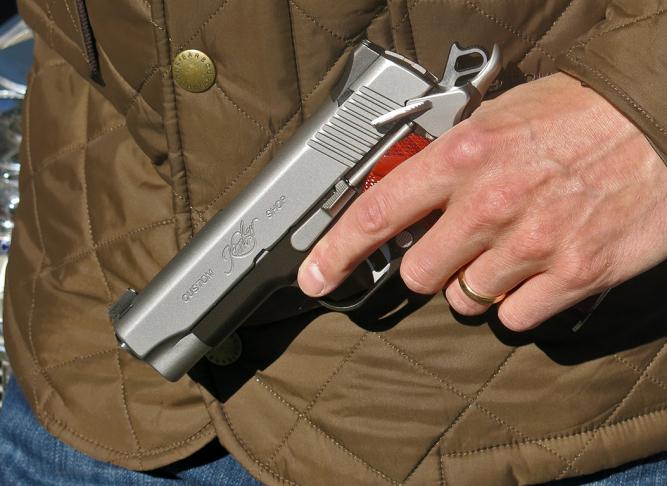 Kimber 1911 Handgun