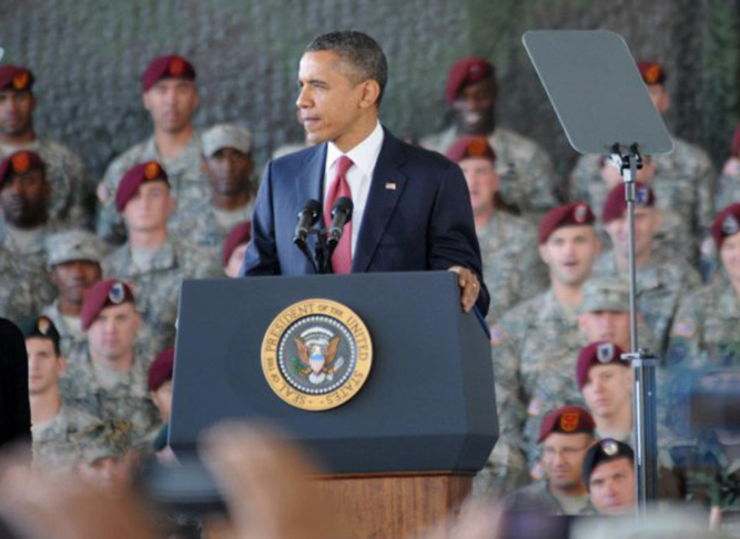 Obama Sends Additional Soldiers to Iraq