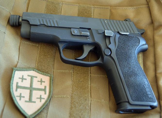 Sig Sauer P229 Handgun Review