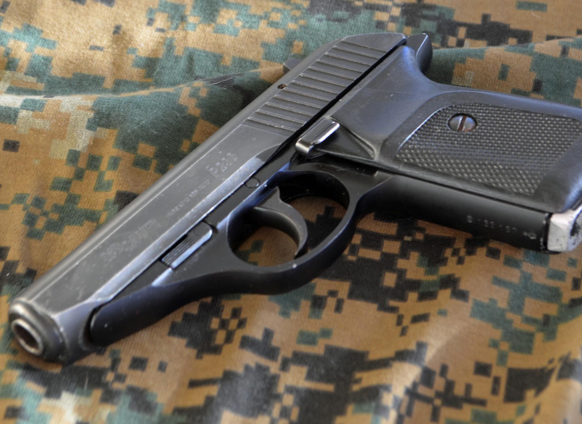 sig sauer p230 p232 handgun review