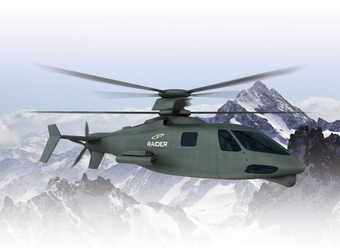 Sikorsky Raider 1