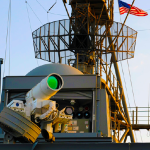 Navy's USS Ponce Uses New Laser Beam to Destroy Stuff