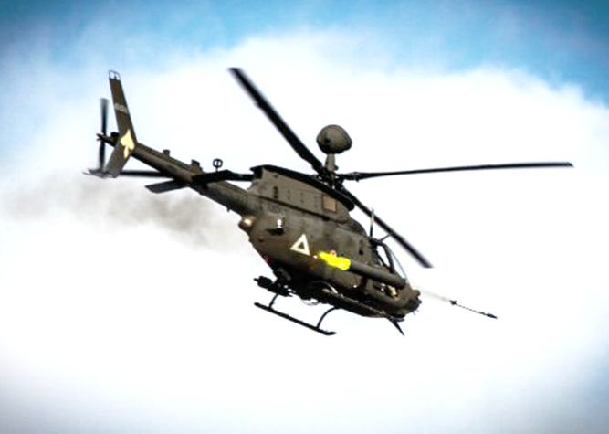 OH-58D Kiowa to be Replaced by UH-72 Lakota, AH-64 Apache