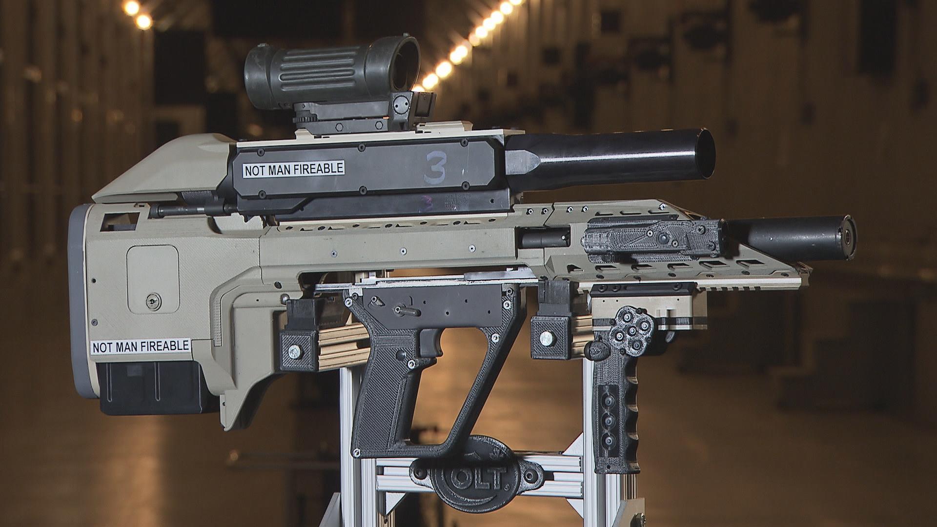 Canada's New Smart Gun